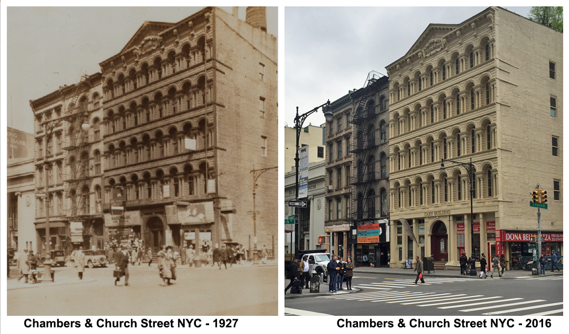 Chambersand Church_NYC_1927