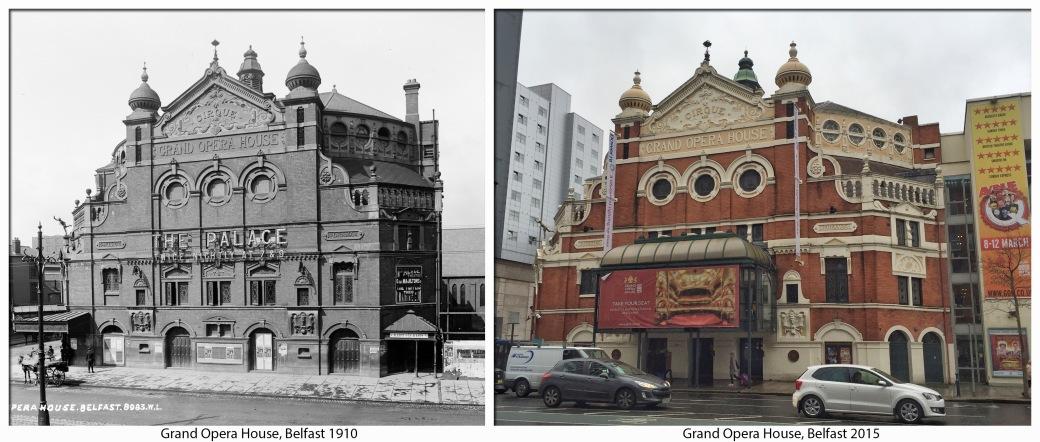 Grand Opera House, Belfast 1910-2015