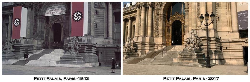 Petit Palais, Paris -1943