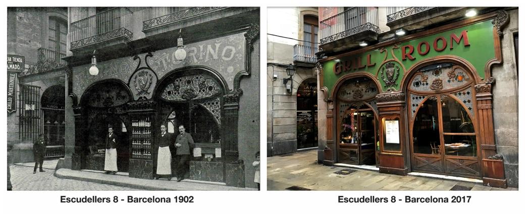 Escudellers 8 - Barcelona 1902
