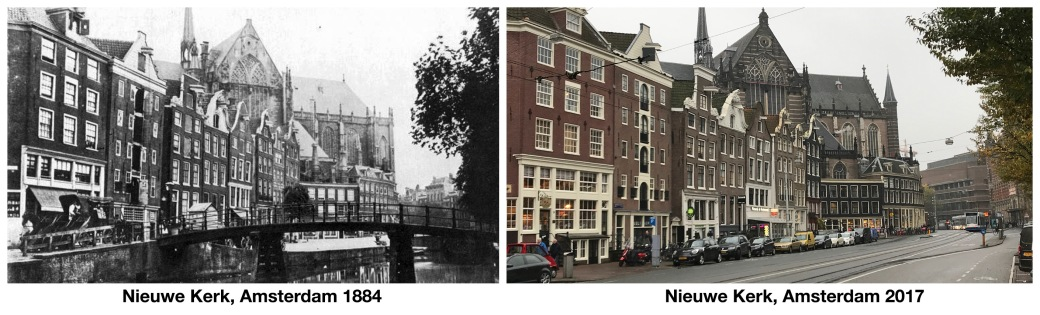 Nieuwe Kerk, Amsterdam 1884